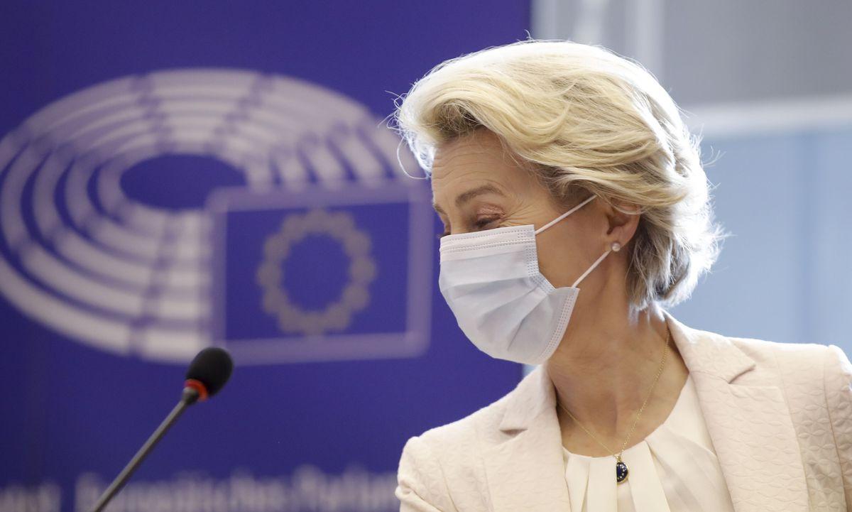 """Vacunas y Fondo de Recuperación: El legado """"Express"""" de Ursula von der Leyen    Internacional"""