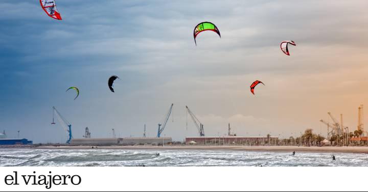 Valencia: Puerto de Sagunto, memoria del hierro y el acero  El viajero