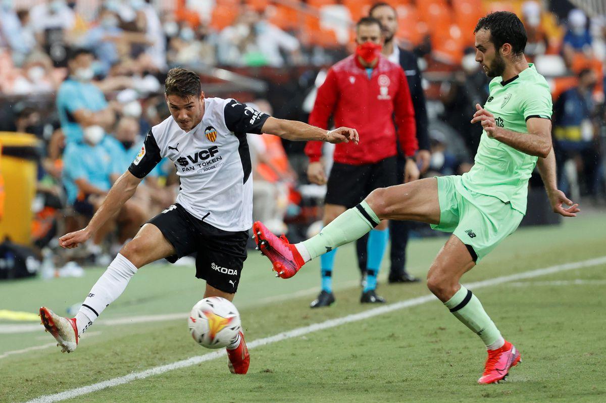 Valencia caduca  deporte