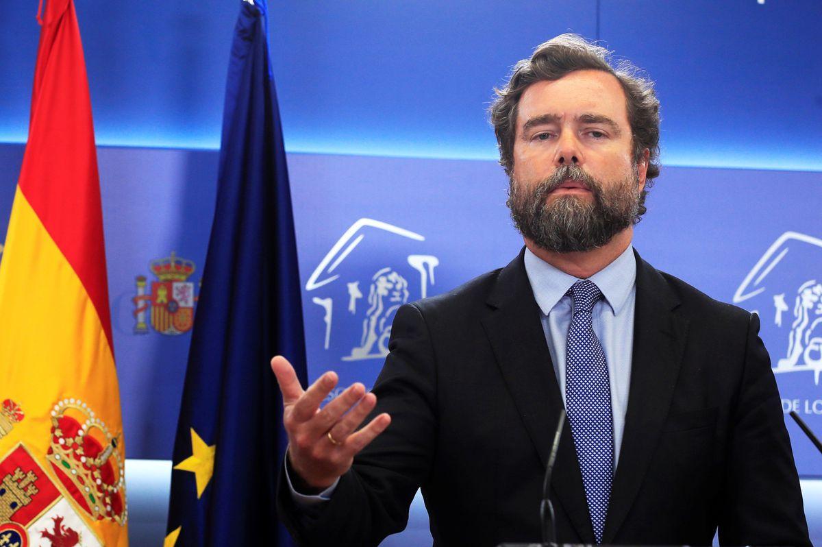 Vox propone abolir las Comisiones de Igualdad y Derechos Sociales del Congreso de los Diputados  España