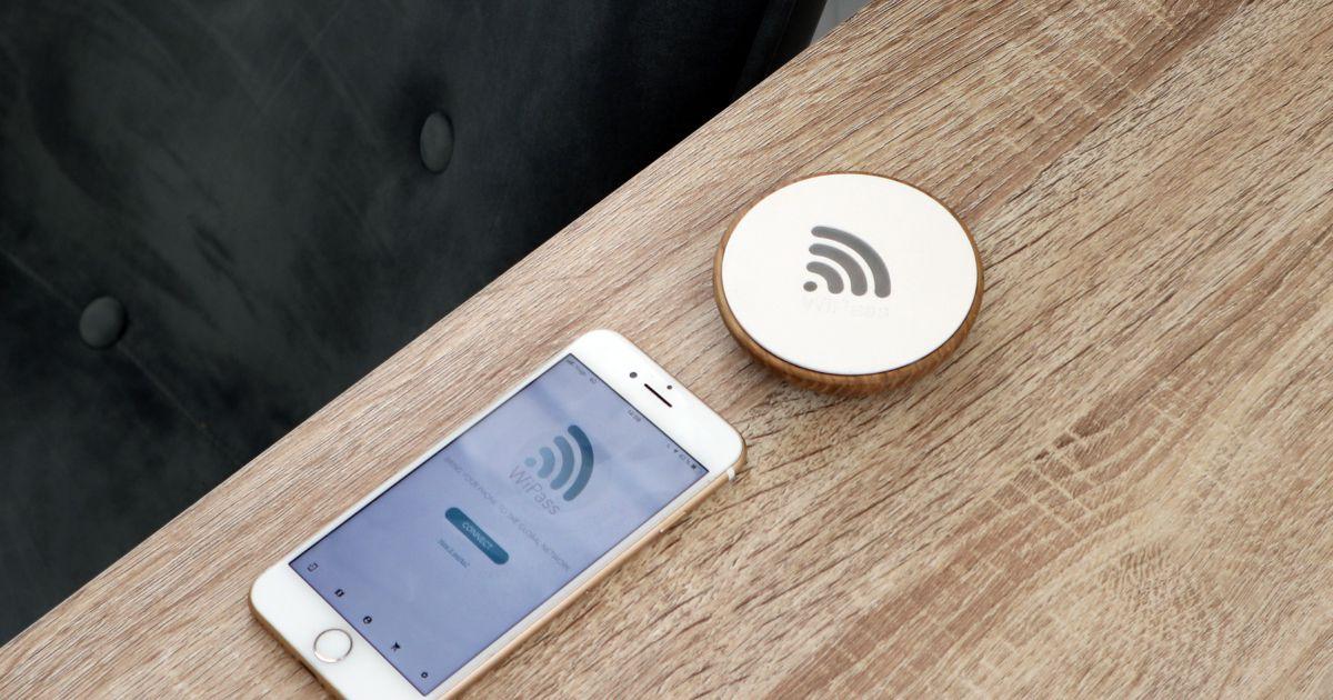 WiPass: Wifi sin contraseñas  Negocio