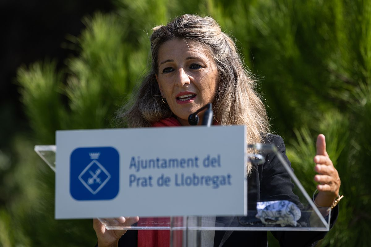 Yolanda Díaz está dispuesta a subir el salario mínimo sin el consentimiento del empleador  Ciencias económicas