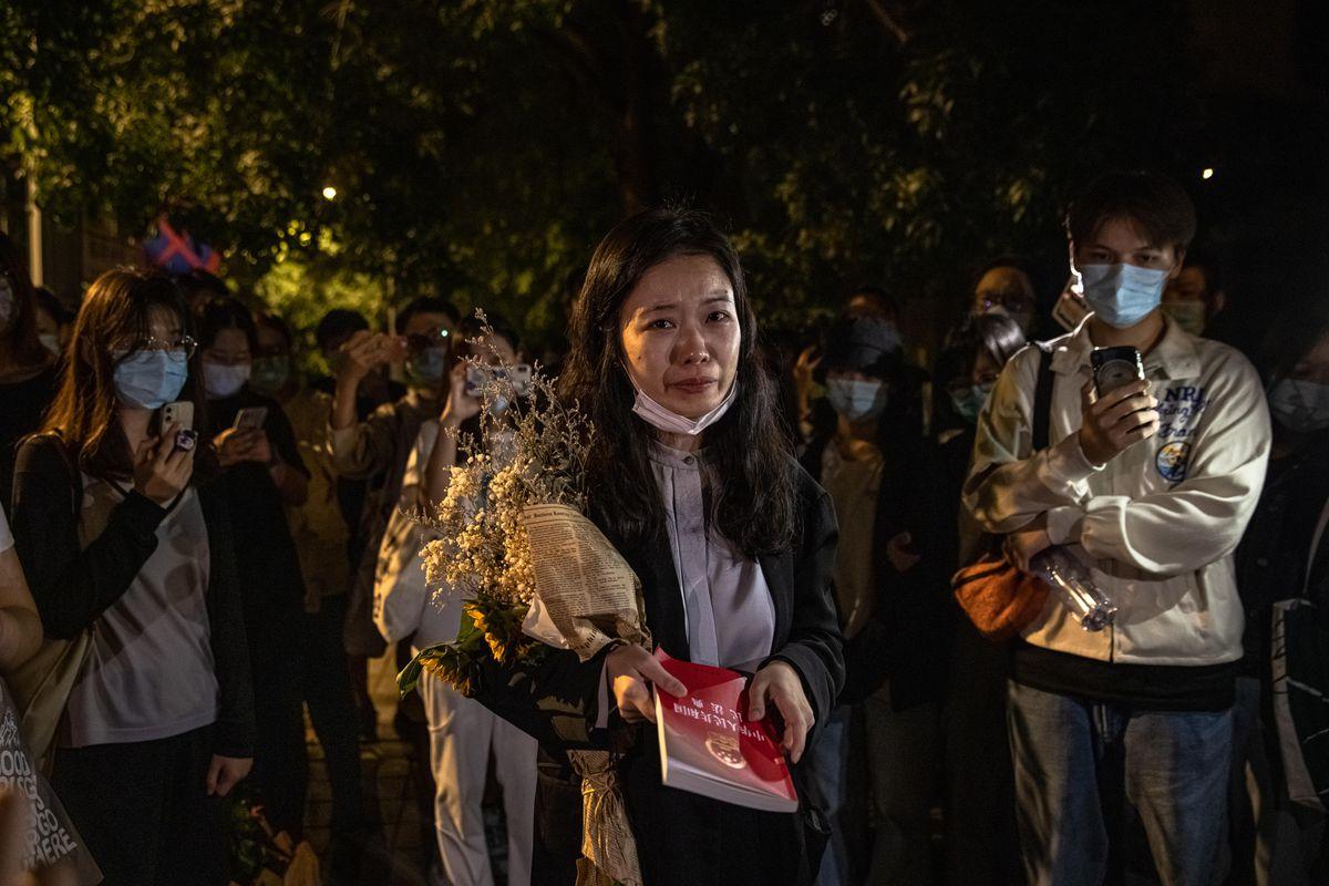 Zhou Xiaoxuan: Tribunal rechaza uno de los casos más famosos de China #MeToo |  Comunidad