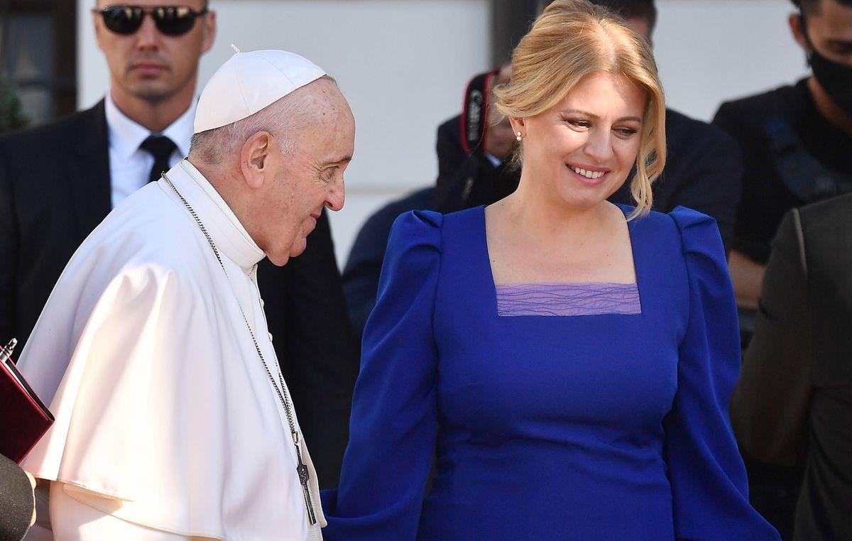 Zuzana Kaputova, la presidenta que convenció al Papa Francisco para que visitara Europa del Este  Internacional