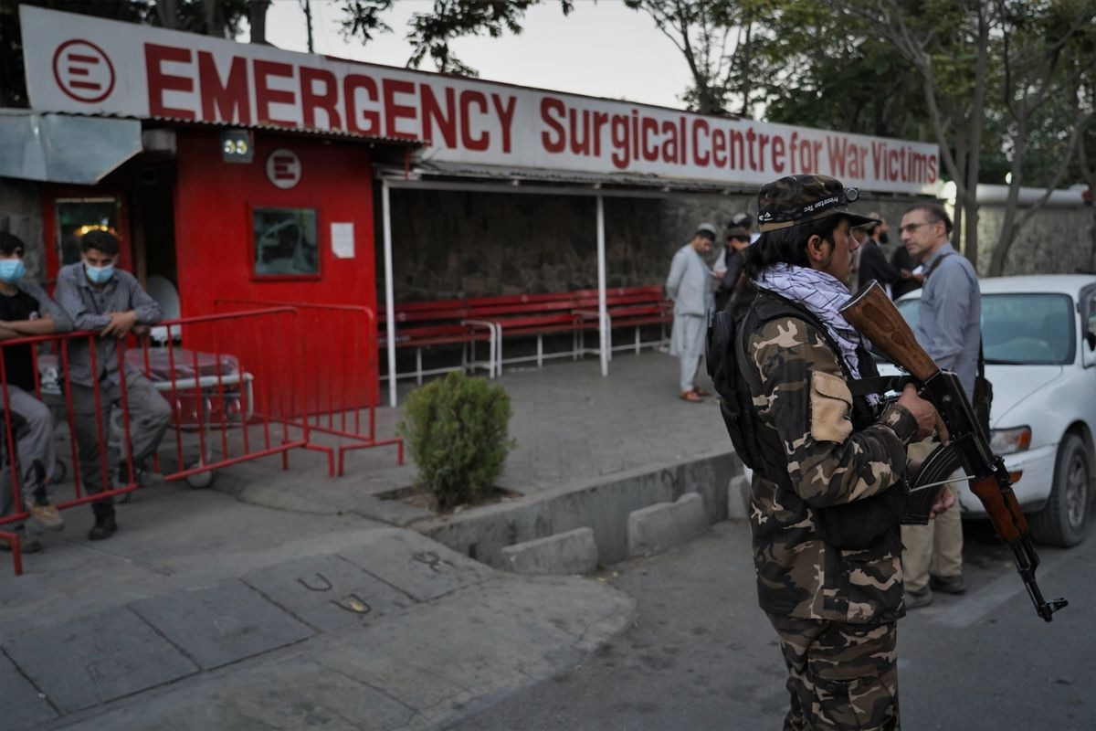 Afganistán: varios muertos en el ataque de Kabul, según los talibanes  Internacional