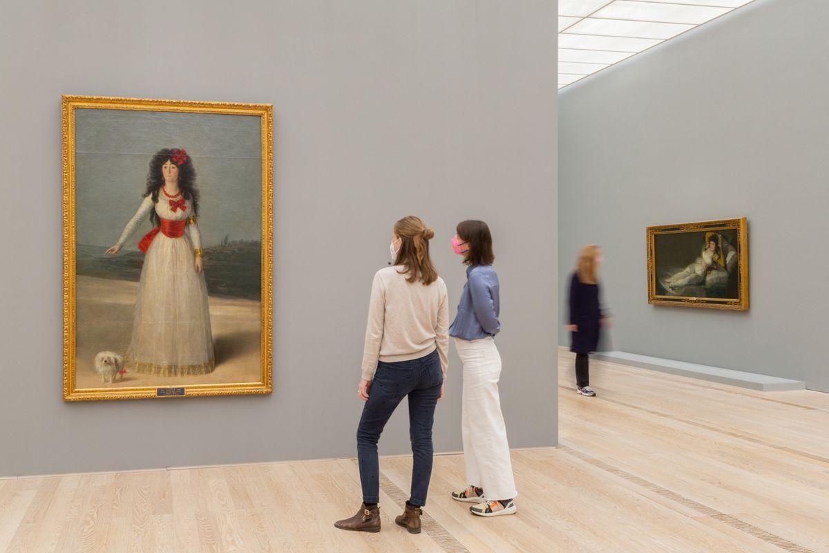 Basilea aclama a Goya como el gran profeta de la modernidad  Cultura