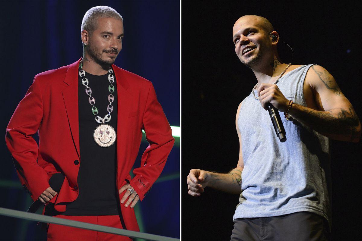 Batalla de los Grammy Latinos: Residente compara la música de J Balvin con un carrito de perritos calientes |  Gente