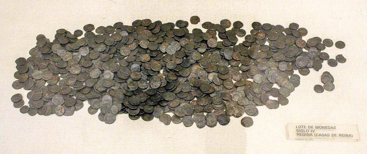 Casas de Reina: El mayor tesoro de monedas falsas de España está en Badajoz    Cultura