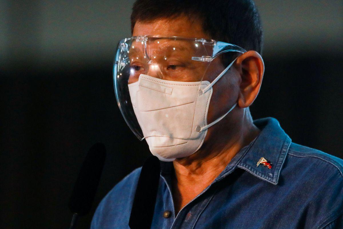 Duterte anuncia que dejará la política cuando finalice su mandato el próximo año  Internacional