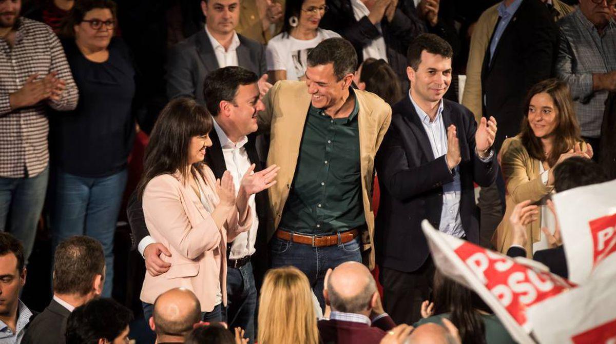 El PSOE gallego trasladó su guerra civil a las elecciones primarias  España