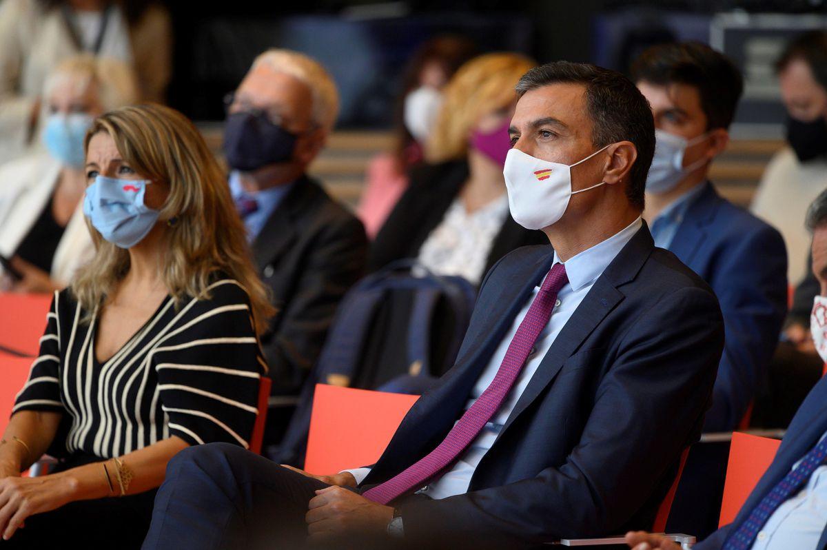 El bloqueo presupuestario deja las negociaciones en manos de Pedro Sánchez y Yolanda Díaz |  España