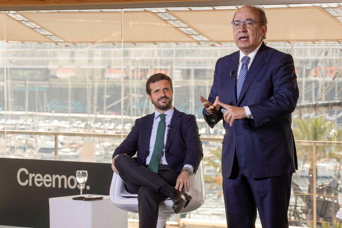La Convención de Refuerzo de Casado llega a su fin, empañada por el ruido y los fallos  España