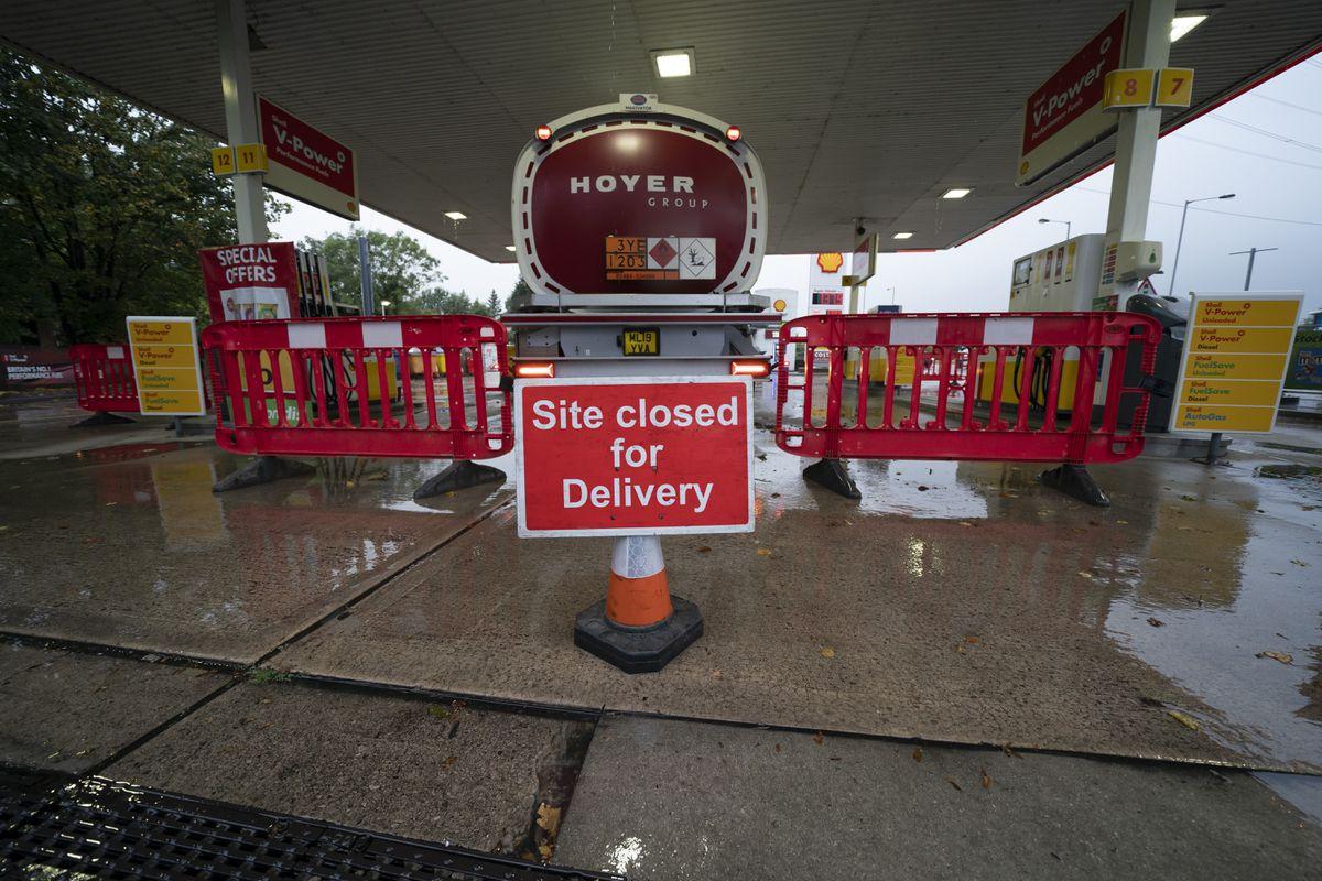 Las farmacias del Reino Unido están empezando a sufrir el impacto de la crisis del suministro de gasolina  Internacional