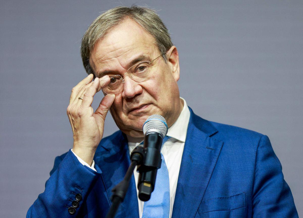 Laschet dimite para revivir la CDU alemana tras fracaso electoral  Internacional