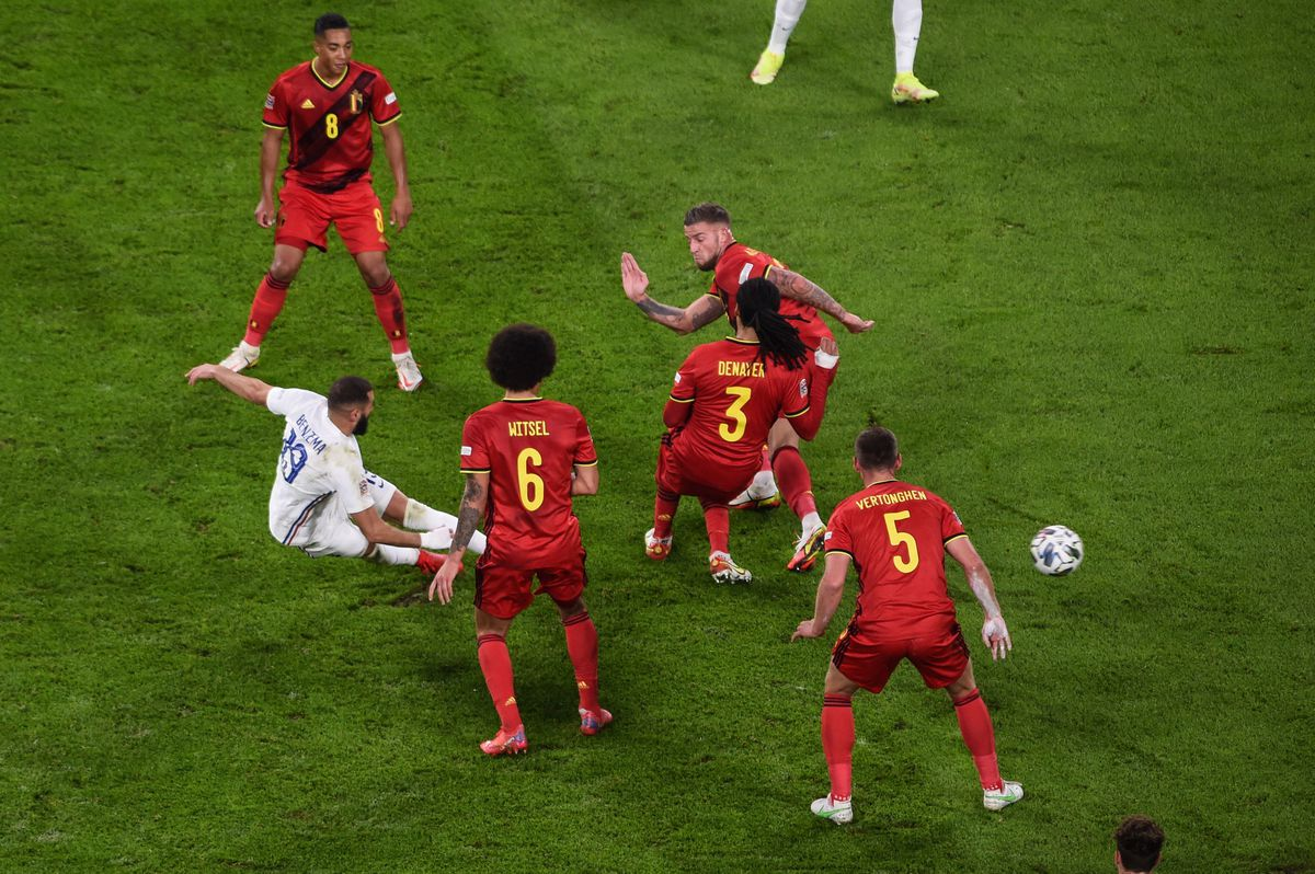 Liga de Naciones: Francia sobrevive alrededor de Bélgica  deporte