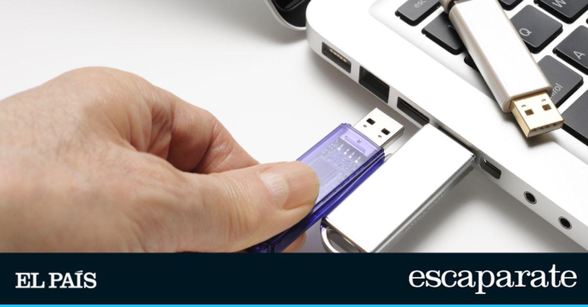 Los mejores dispositivos USB de alta capacidad  Escaparate