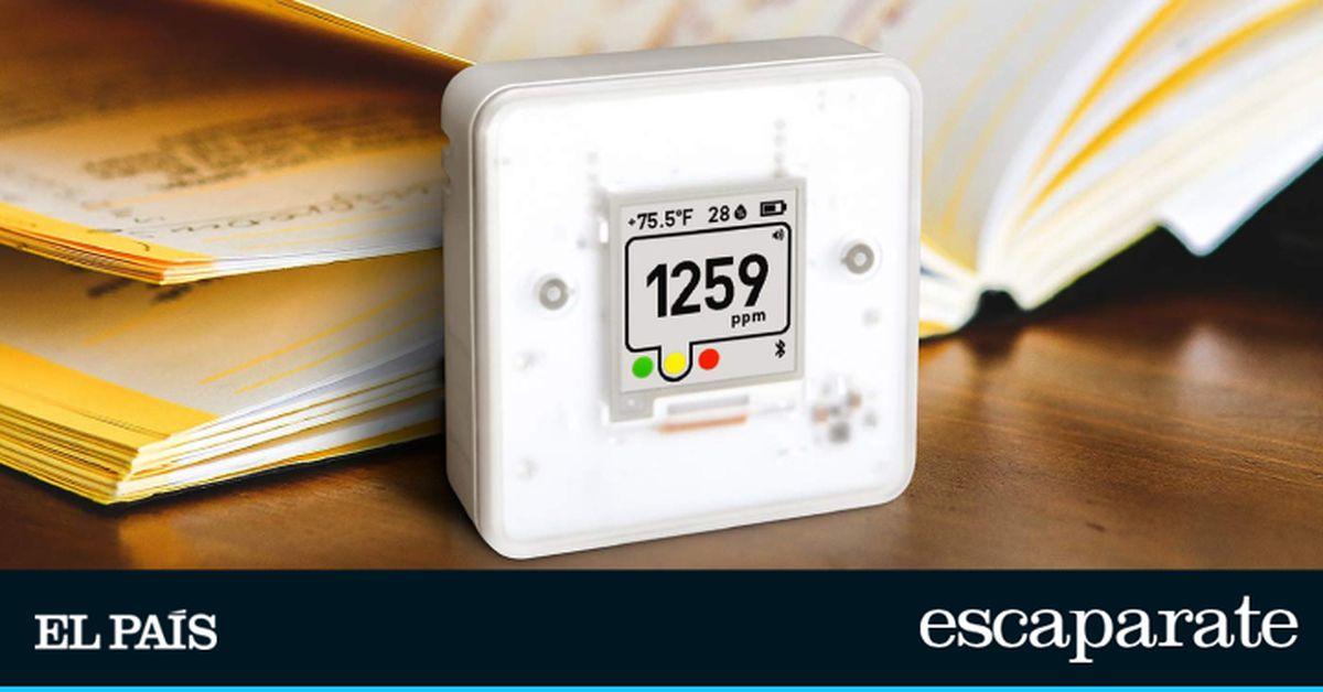 Los mejores medidores de CO₂ certificados para el análisis de la calidad del aire en interiores  Escaparate