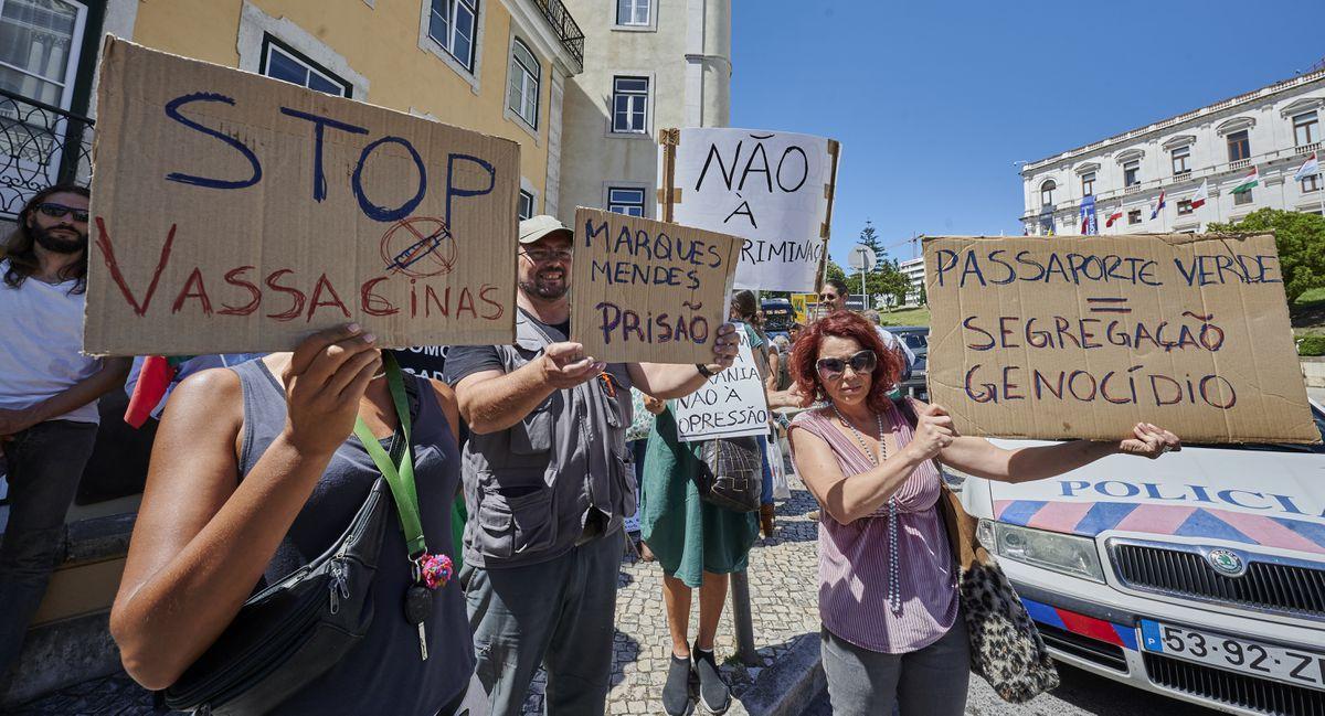 Magistrados portugueses expulsan coronavirus negando juez de carrera |  Comunidad