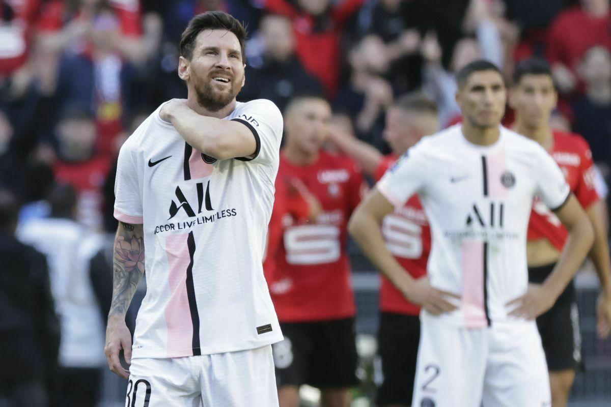 Messi, Neymar y el PSG de Mbape caen derrotados y sin tirar entre los tres palos en Rennes    deporte