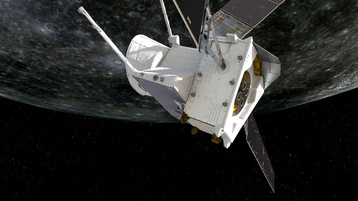 Misión espacial: BepiColombo se acerca a Mercurio, el misterioso planeta con dobles amaneceres y temperaturas de 430 grados |  Ciencias