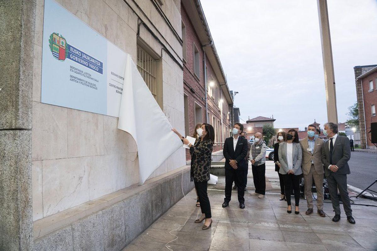 Prisiones vascas: el gobierno vasco asume las responsabilidades penitenciarias  España