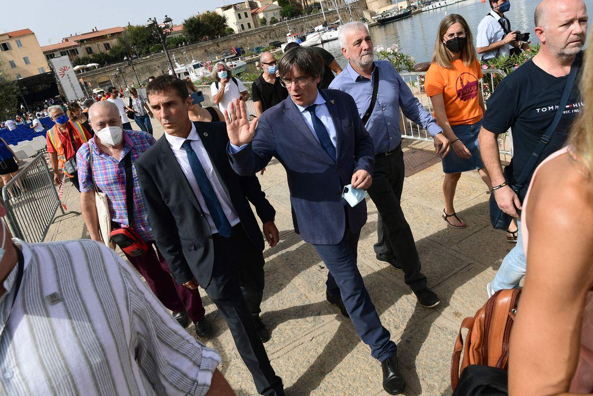 Puchdemon vuelve a pedir al Tribunal de Justicia medidas cautelares para detener el proceso de extradición en Italia    España