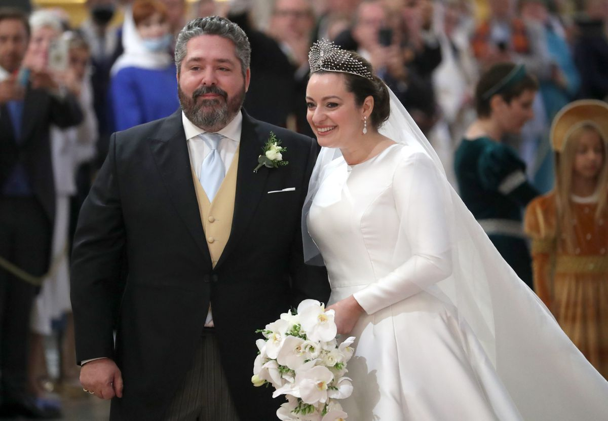 Rusia: San Petersburgo celebra su primera boda real en más de un siglo  Gente